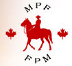 The Mounted Police Foundation Logo
